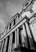 St Pauls by AndrewToPhotography