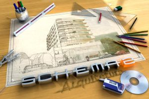 3D Image - Scene for my Site by robertofleury