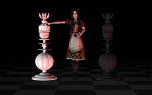 Queen Alice2 by tombraider4ever