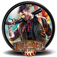 Bioshock: Infinite - Icon by Blagoicons