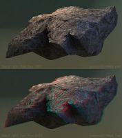 Stone Anaglyph by peculiar86