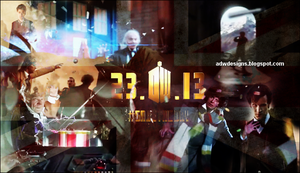 Doctor Who 50th Blend by feel-inspired