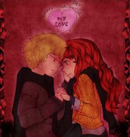 The Mortal Instruments - Happy Valentine by Felwyn