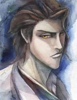 Aizen and his... by Koganeiro
