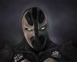 Spawn movie version by RoyalFiend