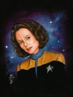 Woman of Star Trek - B'Elanna by Melanarus
