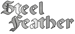 Steel Feather Name-art by Rancor-Palmach