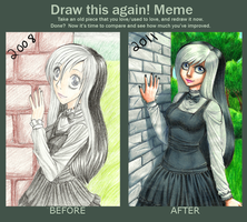 Meme - Before and After by AngelLust155