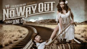 Classic No Way Out Poster by TheRumbleRoseNetwork