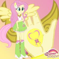 Fluttershy Equestria Girls Pendant 2 by Sasami87