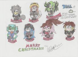 Another Christmas Group Batch by Tonythunder