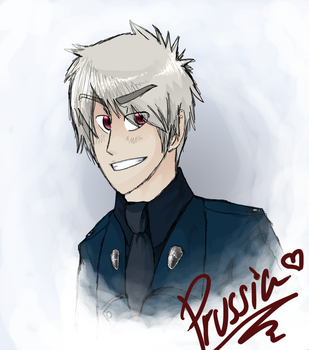 Prussia by Diznits
