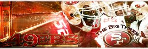 San Francisco 49ers Sig by CJ-n-ATLFalcons