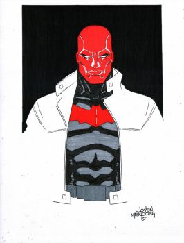Redhood Commission by wardogs101