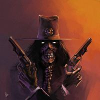 The Outlaw II by kingzog