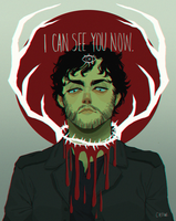 are you a murderer, dr. lecter? by crowvenchi
