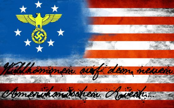 The American Reich by WIttzyWIlhelm
