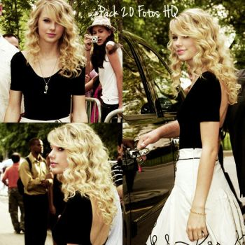 Taylor Swift Pack Candid #1O by Teeffy