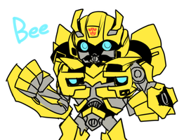 bee by norunn8931