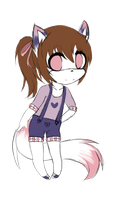 Delia the Wolf by starry-patronus