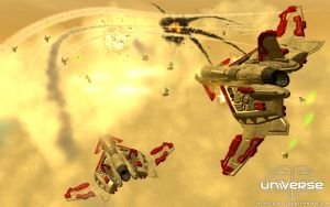 AF Universe-Sporadic Dogfight by Councilor