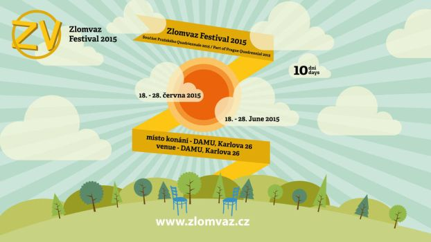 SpaceLab Zlomvaz Festival 2015 Wallpaper by Primorf