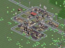 Foreign Exchange City Edition 1 Industry by Liebatron
