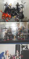 My Final Fantasy Collection by koala3lw
