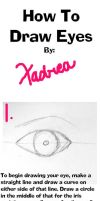 Eye Tutorial by Xadrea