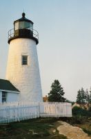 Pemaquid Point Lighthouse by funygirl38