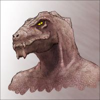 Character - Malacetus Portrait by Cory-Freeman