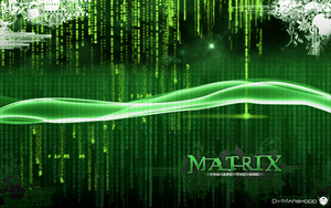 MATRIX you are the one by MARSHOOD
