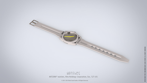 IN-GAME ITEMS: Mitzumi Watches by blackcloudstudios