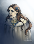 Lyanna by kimpertinent
