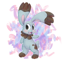 bunbun bunnybunnnnn by Eevie-chu