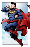 Superman by DeanGrayson