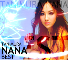 Fancover TANIMURA NANA CD by Shirachiya