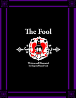 The Fool - Title page by SkippyWoodFood