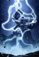Thors Assassin by Nitrox-Marquez