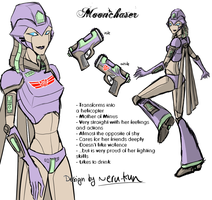 TF: Animated OC Moonchaser by Eru-kun