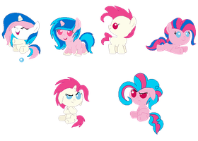 PinkieXVinyl ship adopts (CLOSED) by Monster-Drool