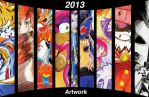Art of 2013 by Dogwhitesector