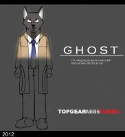 Ghost cover by topgae86turbo