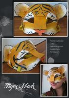 Tiger Mask by Raechi-Cherie
