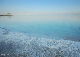 The Dead Sea by Yair-Leibovich