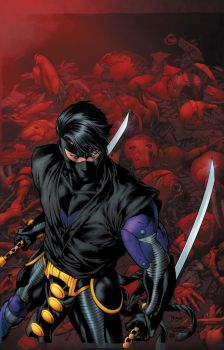 Ninjak Unity Cover COR by angryf