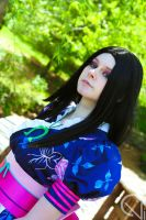 Jade Mountains by ChromaCosplay