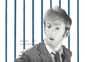 David Tennant as Tenth Doctor [G] by Margott022