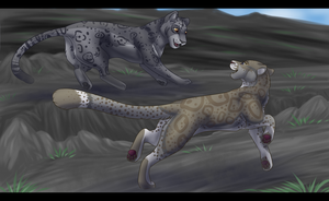 Ladies of the Mountain by Wildfire-Tama