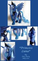 Custom Princess Luna by DeeKary